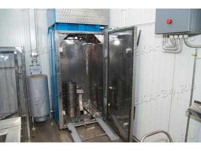 Цех для производства колбасных изделий 100-200 кг в смену