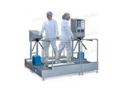 Оборудование для санитарии и гигиены для производственных помещений